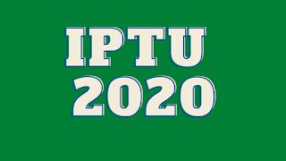Prefeitura de Picuí lança campanha IPTU 2020. Veja como pagar a cota antecipada com 25% de descontos