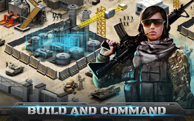 Mobile Strike: The best strategic game for android on 9app download