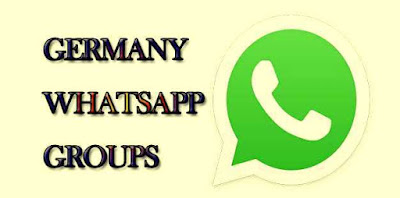 Germany Whatsapp Group Link 2020