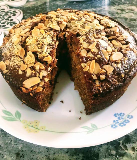 Nolen Gur Cake