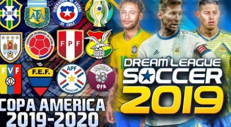 DLS19 Copa America Karma Yaması İndir (Hileli ve Hilesiz)