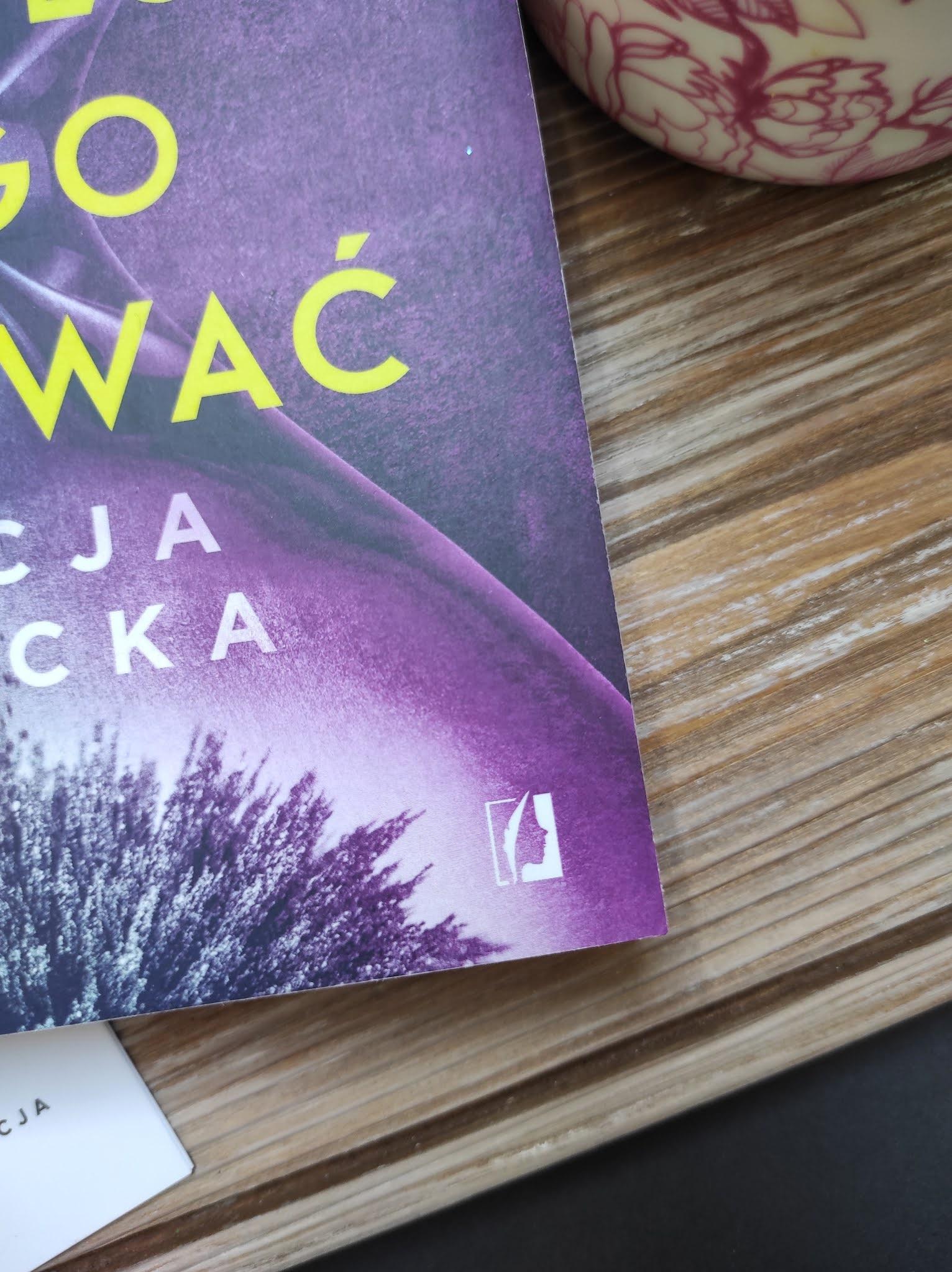"""""""Będziesz tego żałować"""" Alicja Sinicka"""