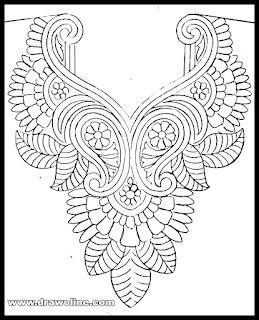 indian embroidery khaka design, hand embroidery khaka designs, khaka design drawing
