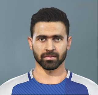 PES 2020 Faces Omar Kharbin by Hassan