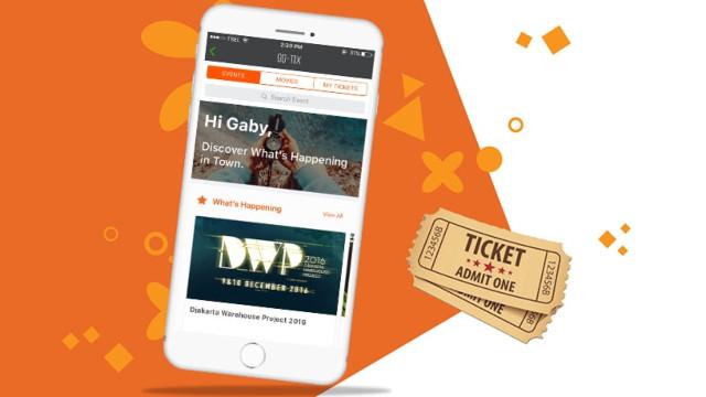 aplikasi untuk beli tiket bioskop online dengan go-tix