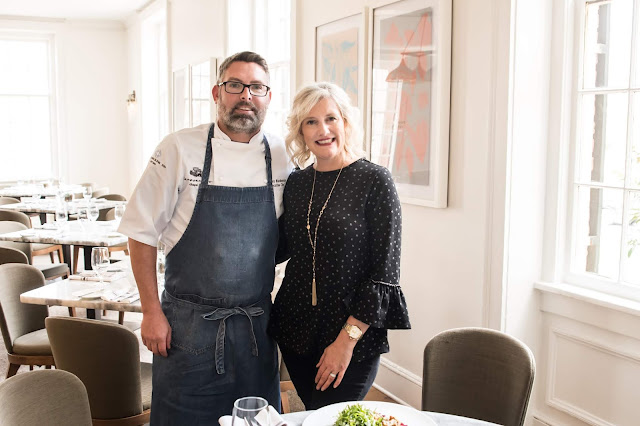 Chef Jeremy Blankenship of the Carolina Inn Speaks with NC Blogger Leigh Powell Hines