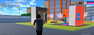 ID Rumah Buku Di Sakura School Simulator