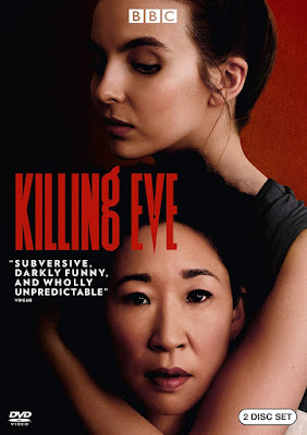 Killing Eve Season 1 Dvd