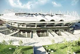 ملعب تيزي وزو الجديد