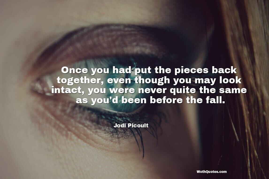 Broken Heart Quotes