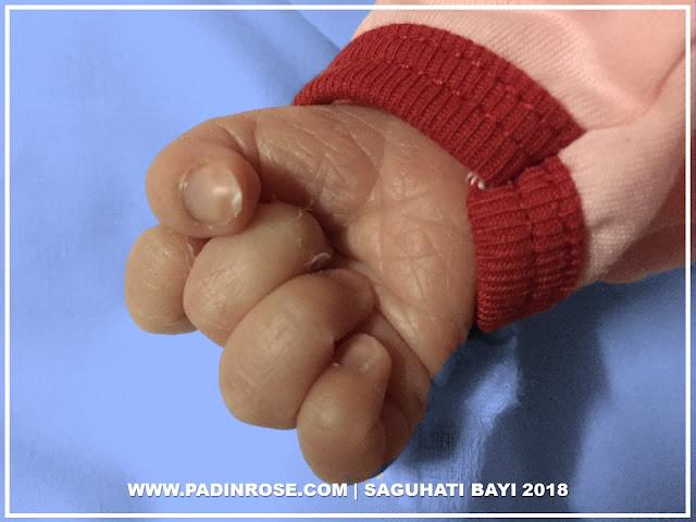 saguhati bayi kelahiran 2018