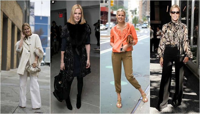 Mary Alice Stephenson street style daily looks
