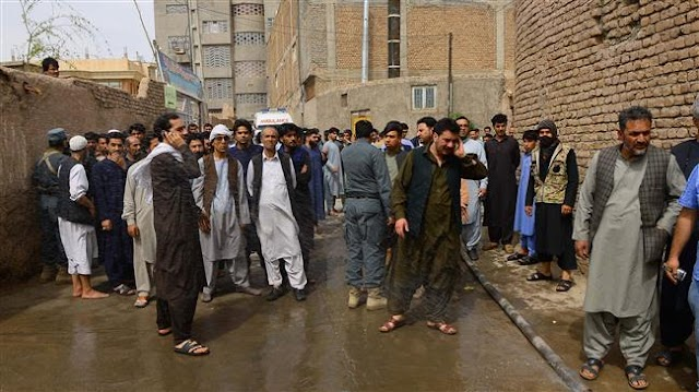 Taliban attack security post in Afghanistan, kill 9