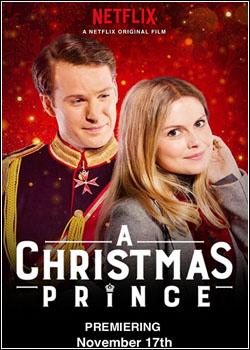 Baixar O Príncipe do Natal Dublado Grátis
