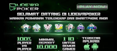 Situs Poker Indplay 1 Akun 7 Permainan | Lidewapoker