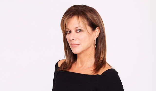 General Hospital's Nancy Lee Grahn Is Headed To ABC's The ...  Nancy Lee Grahn Young