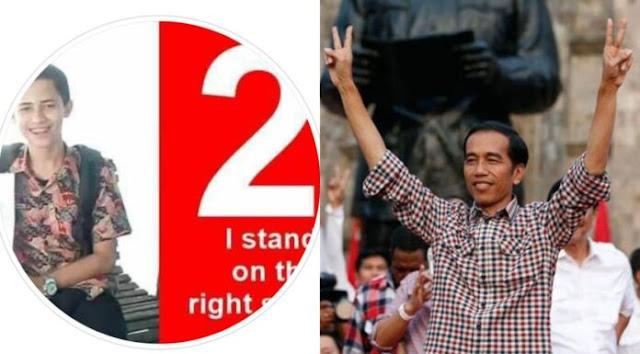 Ketua BEM UI Ternyata 2014 Dukung Jokowi, Warganet: Gak Diungkit Buzzer, Takut Semua jadi Insaf