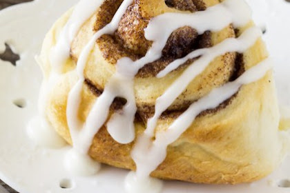 Homespun Cinnamon Rolls