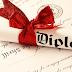 8 أسباب لماذا شراء الناس  الدبلومات المزيفة