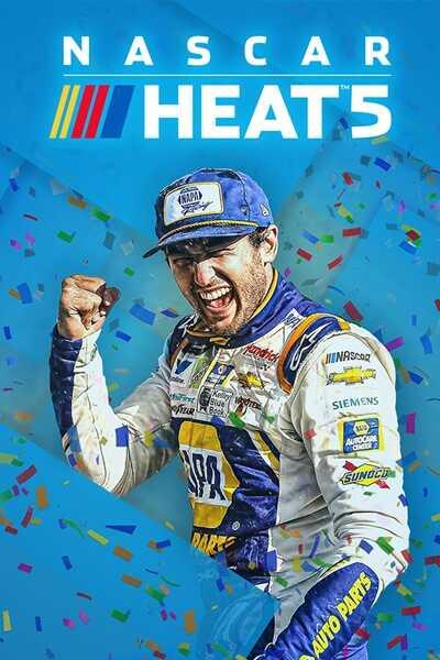 โหลดเกมส์ [Pc] NASCAR Heat 5