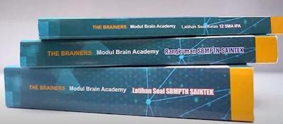 Modul Belajar Brain Academy