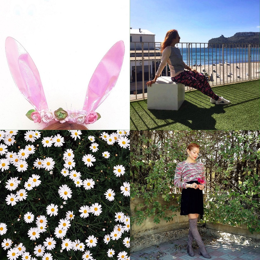 Lately | April | Candy and Style