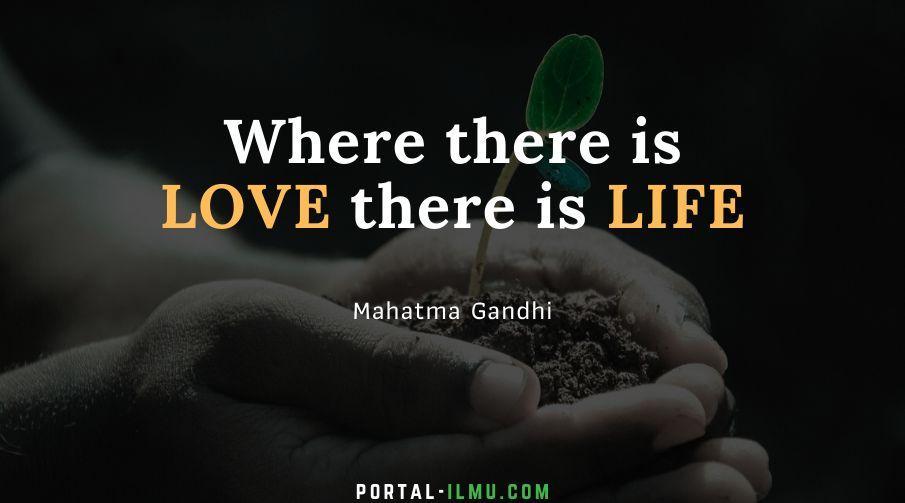 66 Kata Kata Bijak Mahatma Gandhi Paling Inspiratif Untuk Kehidupan Portal Ilmu Com