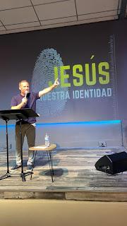Jesús sana nuestra identidad