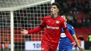 Leverkusen To Chelsea: won't sell Havertz before Europa League conclusion