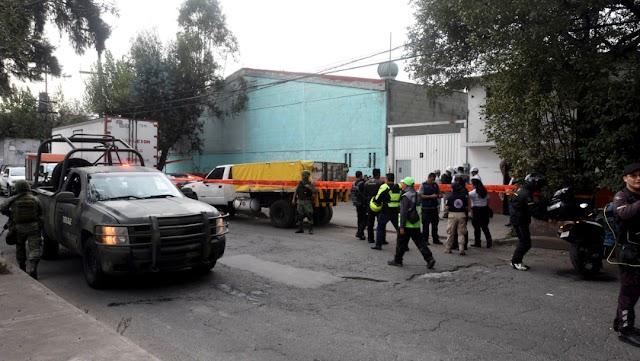 En  riesgo vecinos de Iztacalco por  Pemex ¡
