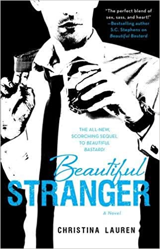 BEAUTIFUL STRANGER BOOK COVER