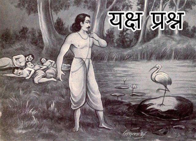 युधिष्ठिर के अलावा सभी पांडव भाई क्यों मारे गए थे? Yudhishthir ke alawa sabhi pandav bhai kyon mare gye thhe?