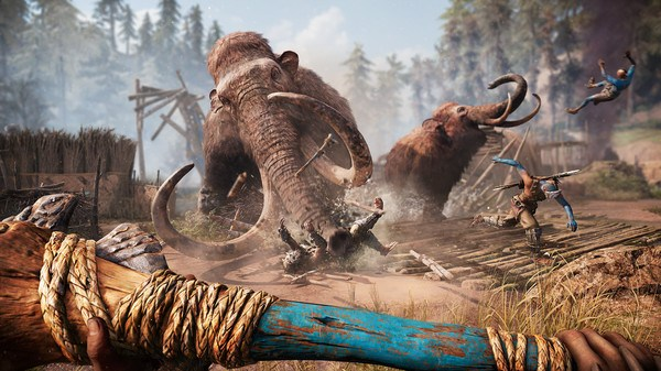 Far Cry Primal Cracked CPY Free Download For PC| Tech Crome