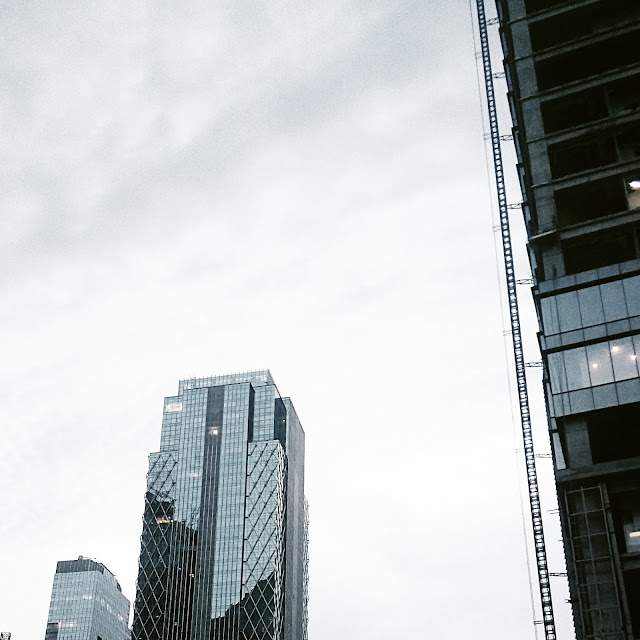 Skyscrapers in Jakarta
