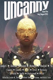 Uncanny Magazine Submission