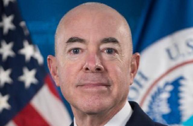 Ebrard conversó con el secretario de Seguridad Nacional de Estados Unidos, Alejandro Mayorkas