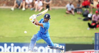 India beat Pakistan by 10 wickets to advance to the U19 World Cup final