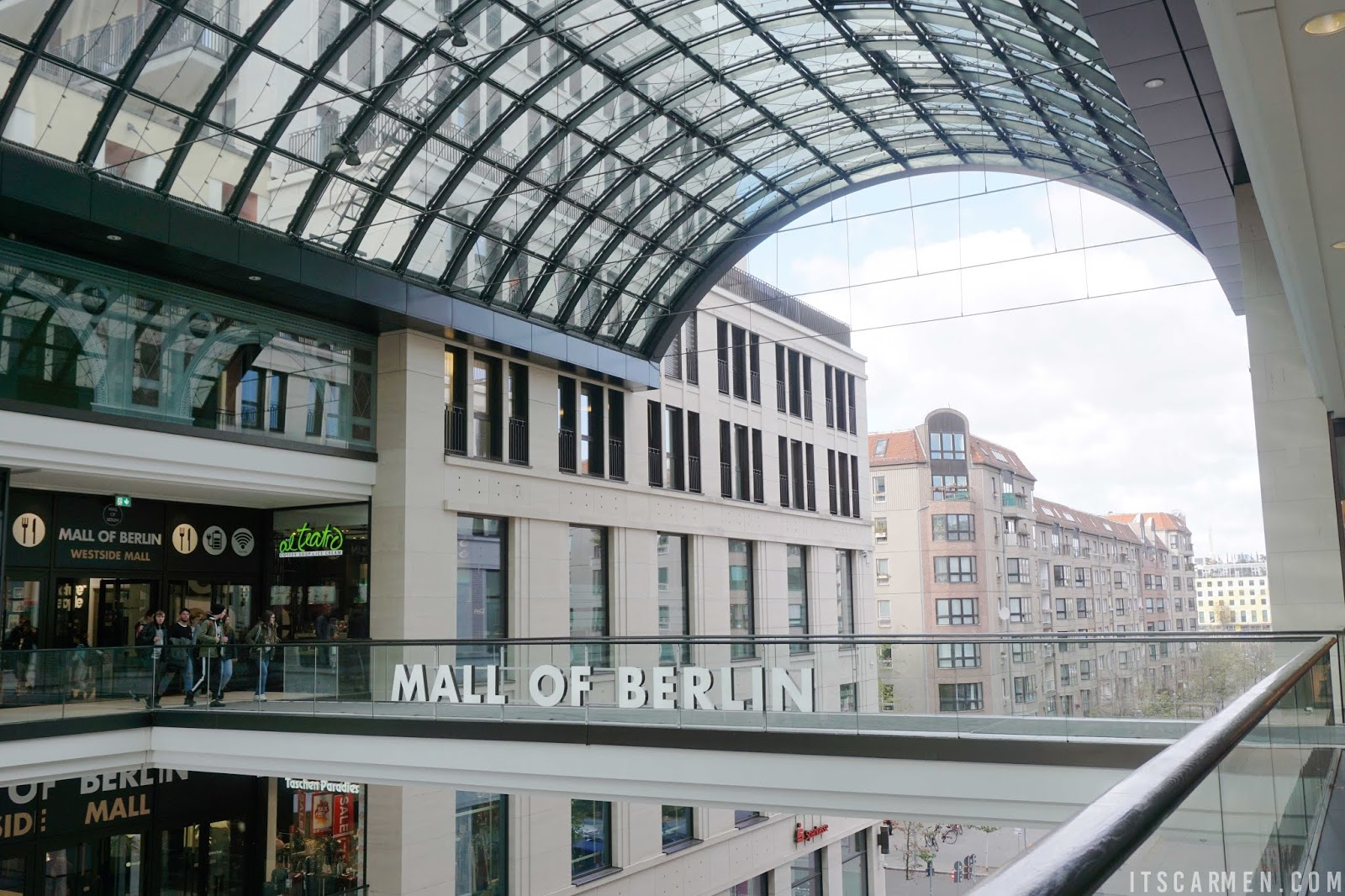 What to Do in Berlin in 3 Days: Visiting Berlin, Germany Mall of Berlin