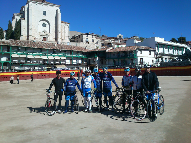 Ciclismo cólicos cuádriceps