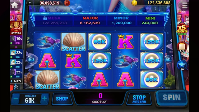 HighRoller Vegas - Free Casino Slot Machine Games