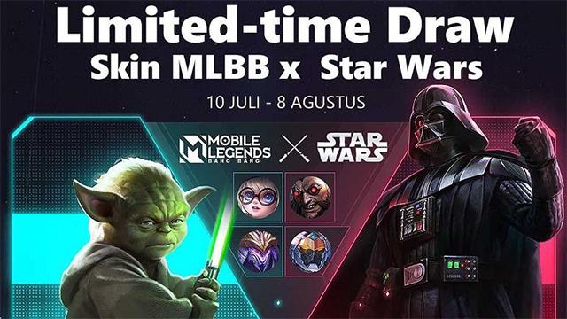 skin star wars mobile legends