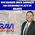 Ibirataia: Vereador Ravi Machado indica Iluminação nas Escadarias do Alto do Mirante