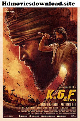 K.G.F Chapter 1 Full Movie Download (2018) Telugu 400MB HQ Pre-DVDRip 480p
