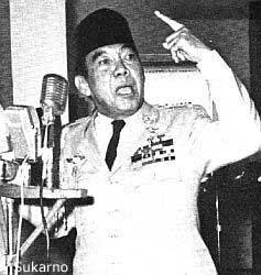 Biografi Presiden Soekarno