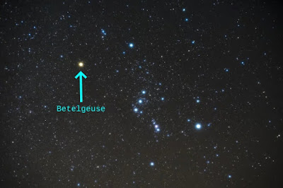 Astronomers are wondering what Betelgeuse is doing. Some of their confusion lies in their deep time stellar evolution assumptions.