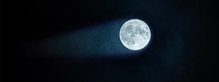 mistério da cauda de cometa da Lua foi finalmente desvendado