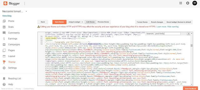 Cara Ubah Jarak Antara Baris Menggunakan HTML