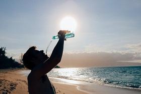 التعرض للشمس من أهم نصائح التخسيس