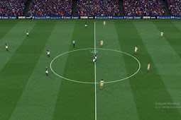 YRF Turf Pitch V9 AIO For - PES 2017