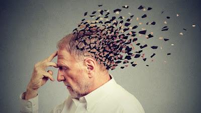 ירידה בתפקוד של קליפת המוח והידרדרות מנטלית. דמנציה (צילום: shutterstock)